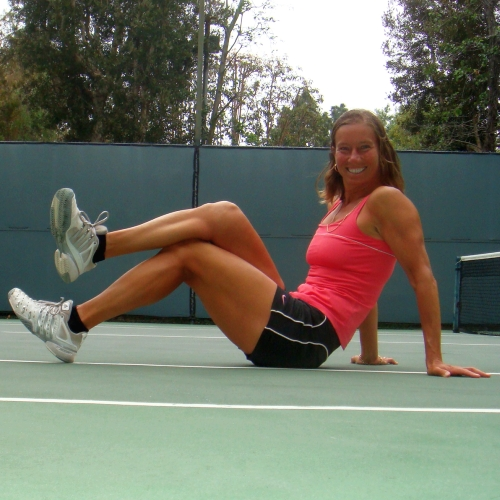 Prevent calf pain and injuries with myofascial release (seated)
