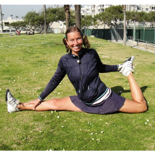 Static Stretching Routine After the Tennis Practice