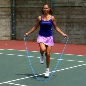 Jump Rope to Extreme Tennis Fitness