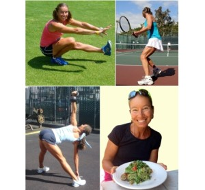 Tennis Fitness, Sport Performance, Plant-Based Nutrition.