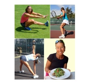 Tennis, Fitness, Performance, Plant-Based Nutrition.