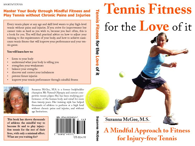 Cover Artwork: Tennis Fitness for the Love of it
