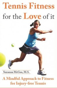 Front Cover: Tennis Fitness for the Love of it