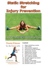 Static Stretching e-Booklet (store)