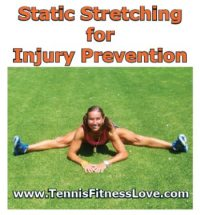 Static Stretching for Injury Prevention EBook