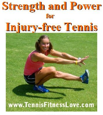 Strength and Power for Injury-Free Tennis EBook