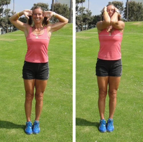 Elbow Curls to prevent shoulder problems