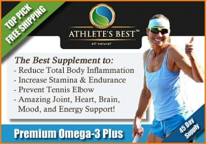 Athlete's Best Omega-3 Plus by Suzanna