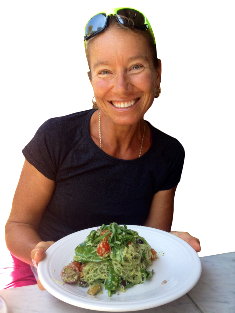 Suzanna McGee, The Athlete's SImple Guide to a Plant-Based Lifestyle