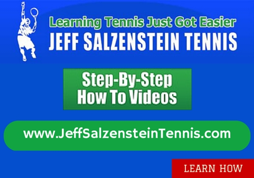 Jeff Salzenstein Tennis
