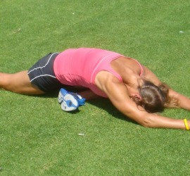 Glute Stretch to Perform Daily