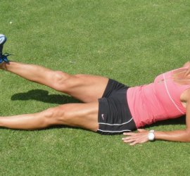 Hip-flexors strengthening