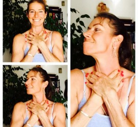 scalenes stretch to eliminate neck stiffness
