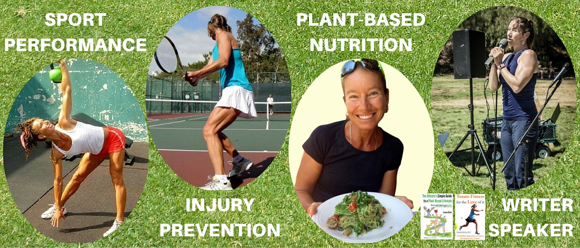 Suzanna McGee, sport performance, injury prevention, plant-based nutrition, writer, speaker