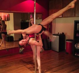 lessons from pole dancing for tennis fitness
